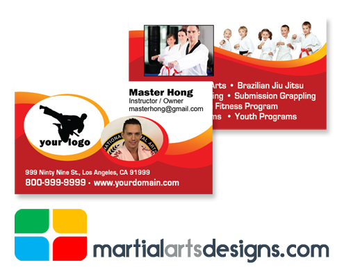Free martial arts business plan